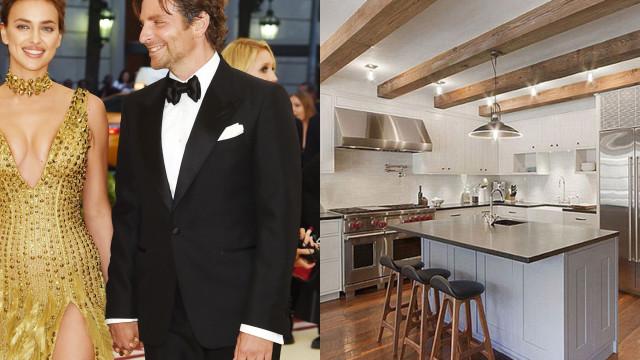 Galeria: Entre na nova casa de Bradley Cooper e Irina Shayk