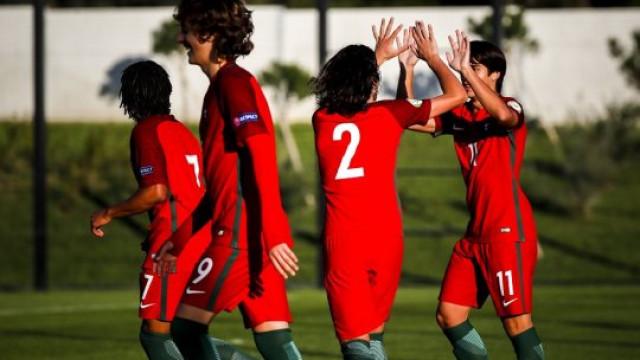 Portugal aplica goleada das antigas ao Cazaquistão