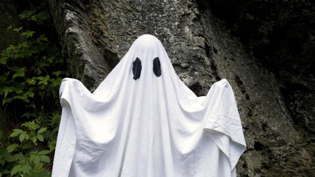É bastante elevado o número de pessoas que admite ter visto um fantasma