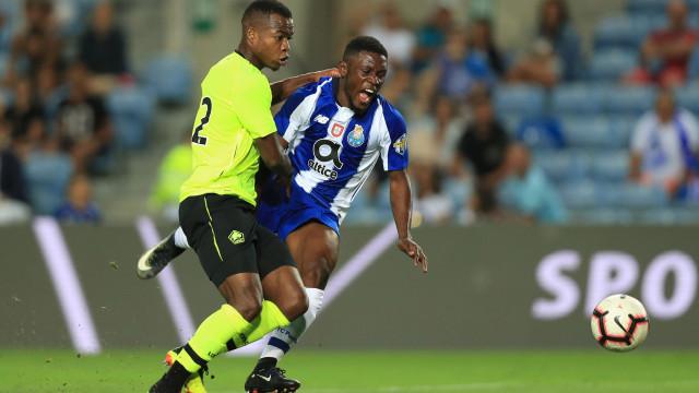 Waris, João Pedro e Janko custaram 11,5 milhões de euros ao FC Porto