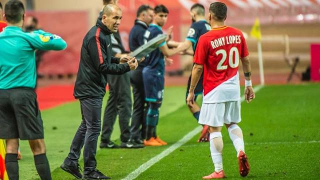 Os rasgados elogios de Rony Lopes a Leonardo Jardim