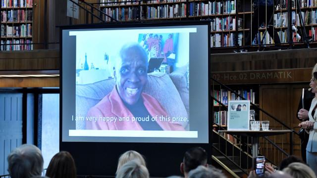 Maryse Condé vence prémio alternativo ao Nobel da Literatura