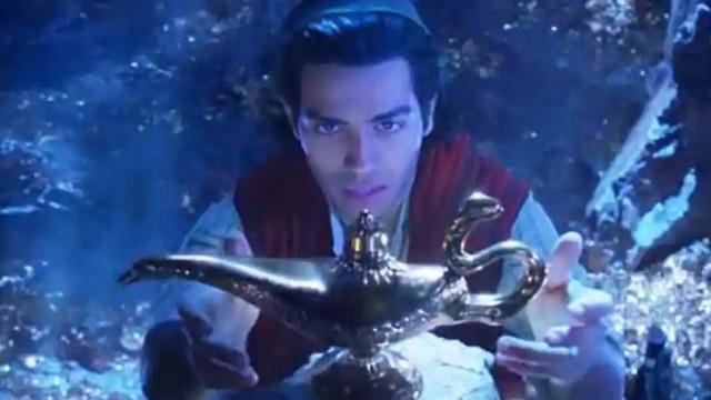 Eis o primeiro teaser do novo Aladino, em versão real, da Disney