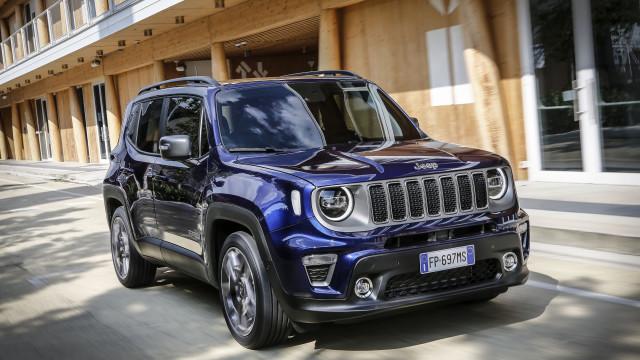 O novo Jeep Renegade está aí. E já há preços