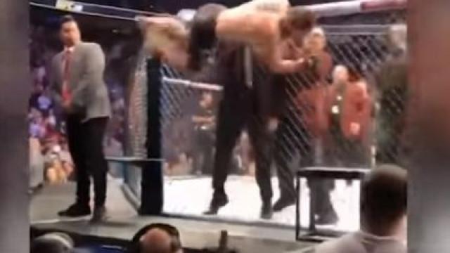 McGregor vs Nurmagomedov: Divulgado novo vídeo da batalha campal