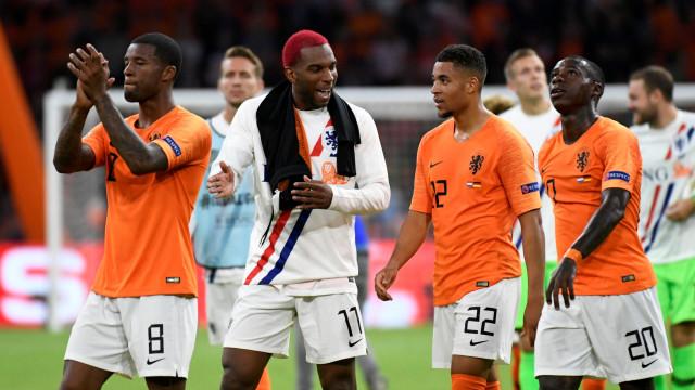 Alemanha continua a desiludir. Holanda 'renascida' vence e convence