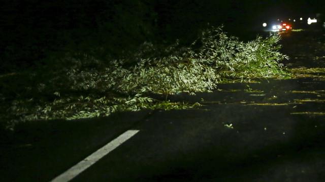 Leslie: Trânsito nas principais estradas em Leiria retoma normalidade