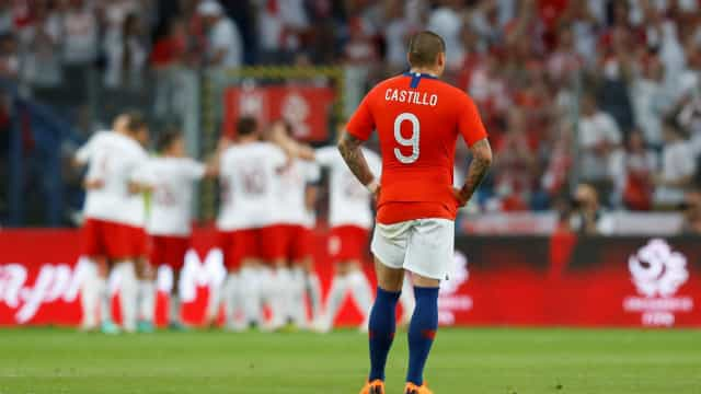 Atenção Benfica: Castillo recebe apoio psicológico na Seleção