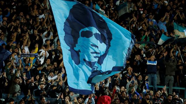 """""""Cada vez que Maradona abre a boca é um problema"""""""