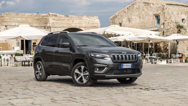 Jeep Cherokee chega a Portugal renovado e com novo preço