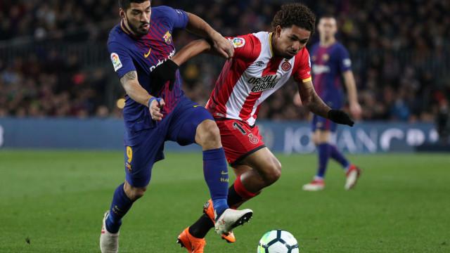 Douglas Luiz admite interesse do Benfica, mas City preferiu o Girona