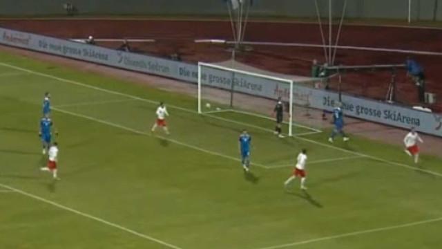 Seferovic está imparável. Avançado do Benfica volta marcar pela seleção
