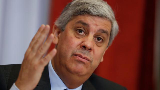 """Centeno avisa: Votação das propostas do OE """"tem que manter"""" compromissos"""