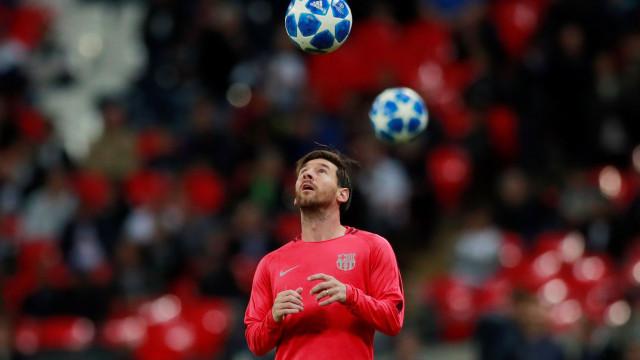 "Rayo Majadahonda no mercado: ""Gosto de Messi, mas é complicado"""