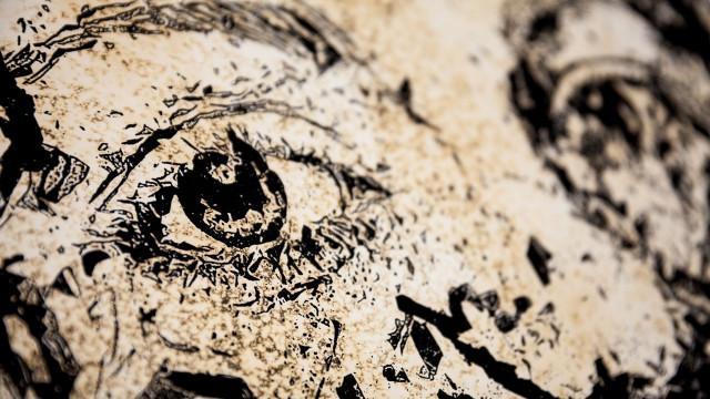 Artista português Vhils apoia projeto de oncologia pediátrica