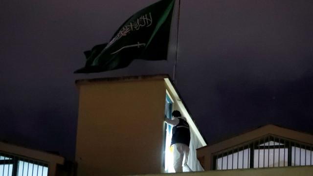 """""""Matérias tóxicas"""" encontradas no consulado saudita em Istambul"""