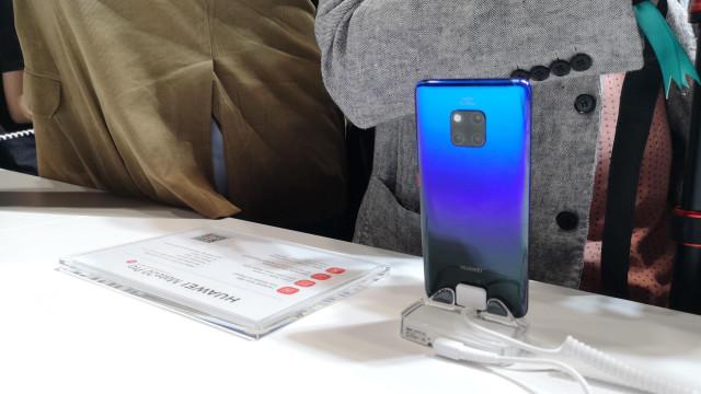 Topo de gama da Huawei vendeu mais de 10 milhões de unidades