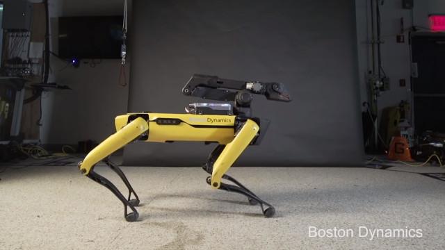 Vídeo mostra robot a dançar ao som de Bruno Mars