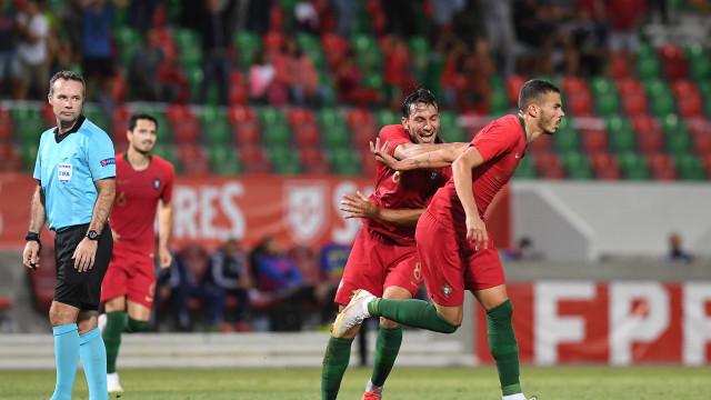 Portugal já conhece adversário para o playoff de acesso ao Europeu