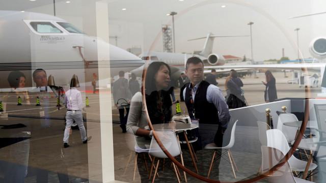 Neste aeroporto, o check-in agora é através de reconhecimento facial