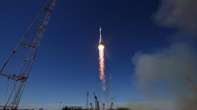 Astronauta do Soyuz conta como foi aterrar de emergência