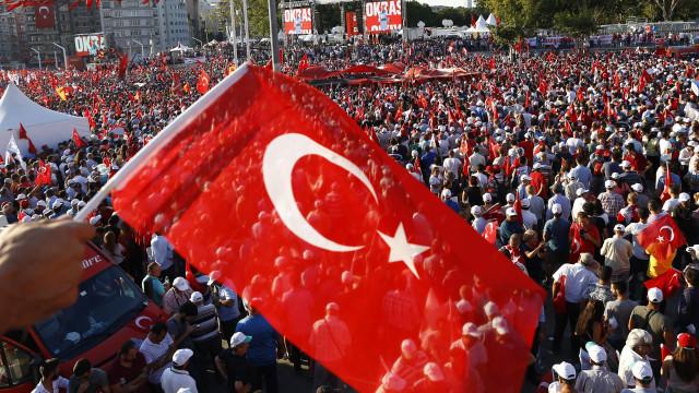 Cimeira com Erdogan, Putin, Macron e Merkel a 27 de outubro em Istambul