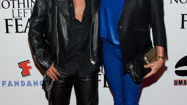 'Ex' de Slash faz festa de arromba para comemorar divórcio