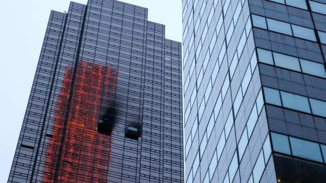 Organização Trump processa homem que morreu em incêndio na Trump Tower