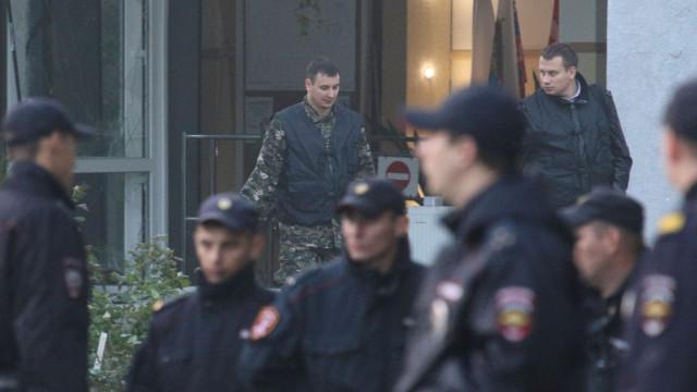Autoridades da Crimeia procuram possível cúmplice de ataque em escola
