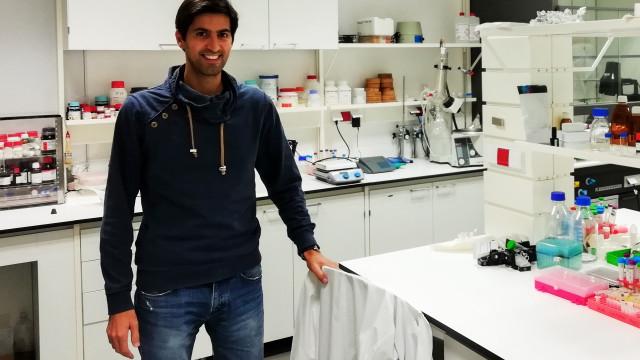 Controlo remoto por laser leva ao sucesso de células transplantadas