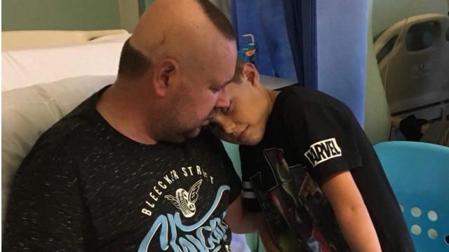 Homem descobre que tem cancro terminal depois de sofrer acidente