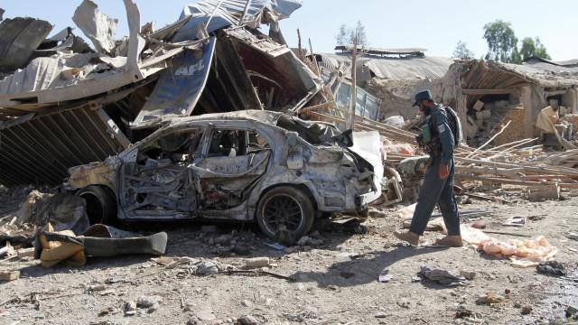 Guerra no Afeganistão não se ganha, diz chefe militar dos EUA