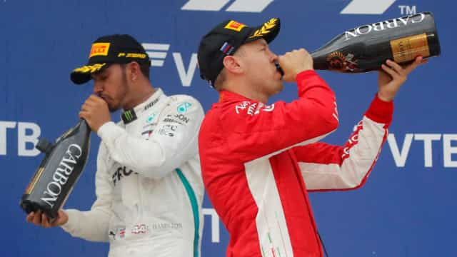 Hamilton ou Vettel: As contas do título de Fórmula 1