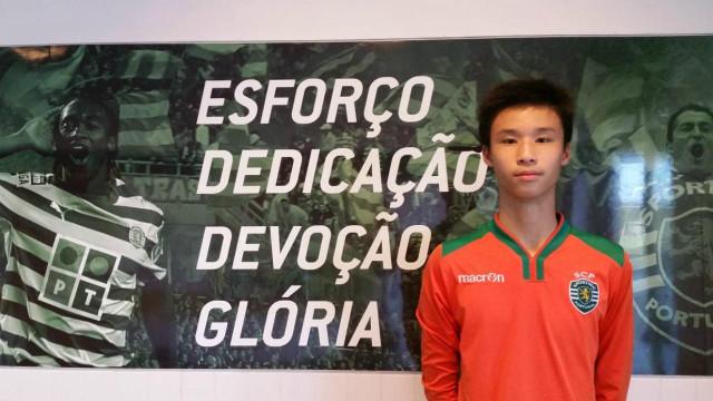 Yee Sun: Afinal, quem é e como veio este jovem chinês para o Sporting?