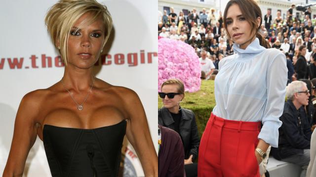 Victoria Beckham não vai deixar que a filha use roupas muito curtas