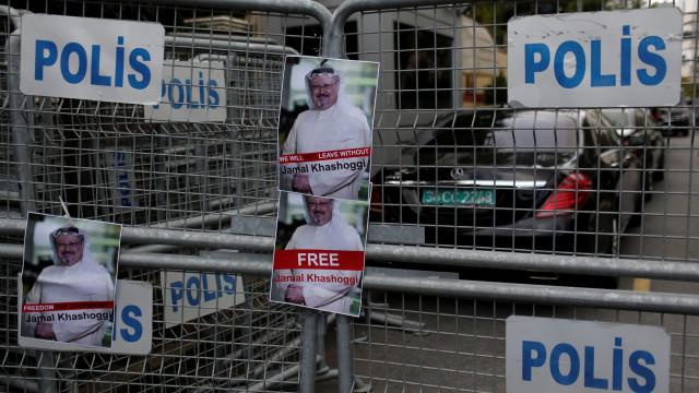 Suspeito da alegada morte de Khashoggi morreu em misterioso acidente