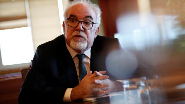 """Vieira da Silva fala em """"processo de transição"""" nas pensões antecipadas"""