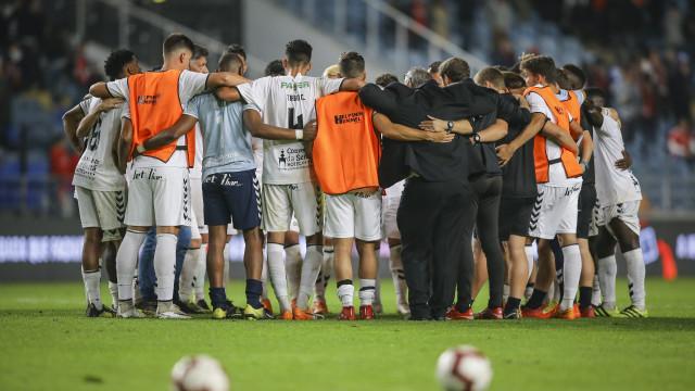 Benfica oferece receita de Coimbra ao Sertanense