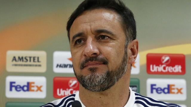 China: Vítor Pereira suspenso por três jogos