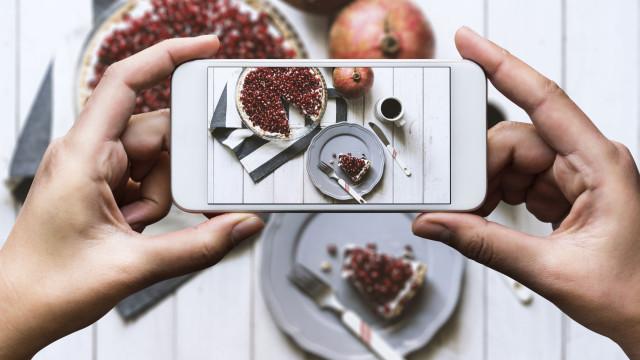 Cinco passos para garantir a foto de comida perfeita