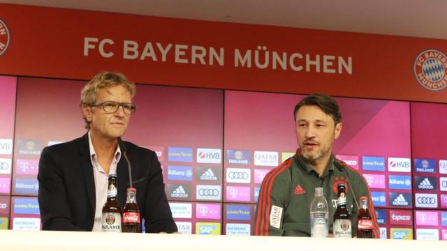 """Bayern pede respeito em conferência: """"Não vamos tolerar mais calúnias"""""""
