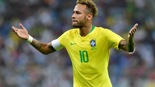 """Barcelona garante: """"Ninguém colocou a hipótese de Neymar regressar"""""""