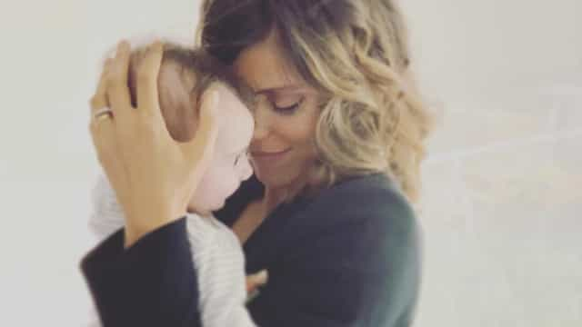 Andreia Rodrigues partilha nova foto da bebé Alice
