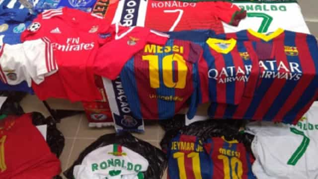 Sete comerciantes detidos em feira de Barcelos