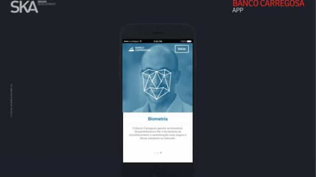 Banco Carregosa já permite 'autenticação' com reconhecimento facial