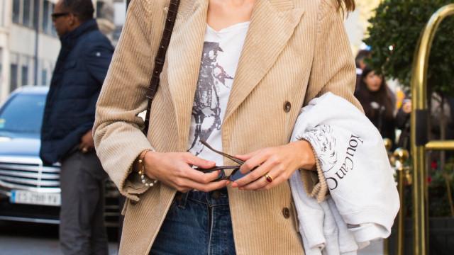 Dez looks das semanas da moda estrangeiras que valem a pena lembrar