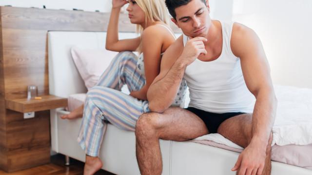 Disfunção erétil: Estudo revela real razão porque os homens perdem ereção