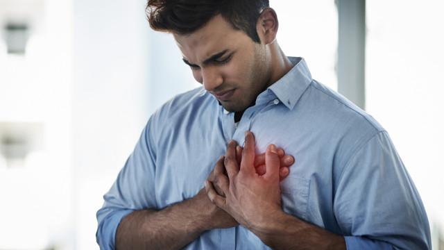 Reconheça os cinco principais sintomas de um ataque de coração