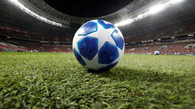 Champions: Siga todos os resultados e marcadores da 6.ª jornada