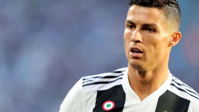 A mensagem de Ronaldo após o empate da Juventus com o Génova